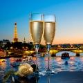 Champagne à Paris